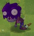 Poisoned Big Brainz Zombie