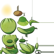 It's an all-knowing wise sage plant, look at it kiddo