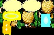 Pineapple Cannon Sprites