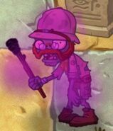 Stalled Explorer Zombie
