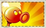 Boosted Fire Peashooter No Cost