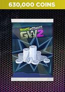 GW2 630,000 Coin Pack