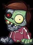 HD Cyborg Zombie by Flag Zombie