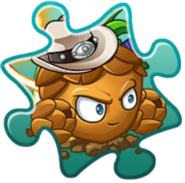 Pinecone Costume Puzzle Piece