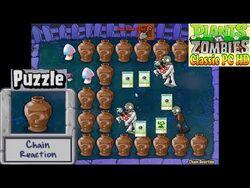 Plants vs. Zombies - Chain Reaction Puzzle - Classic PC HD (Ep