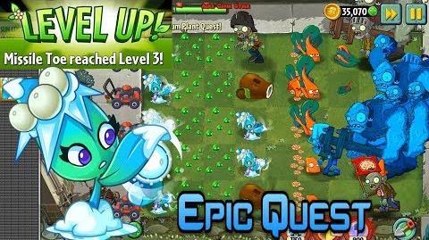 Plants vs. Zombies 2 Epic Quest What Ho, Sir Costalot! (Ep