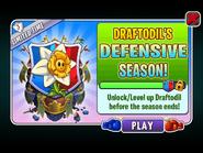 Draftodil's Defensive Season Ending