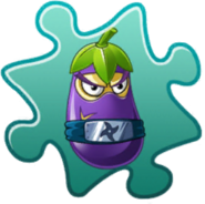 Eggplantninja Costume Puzzle Piece