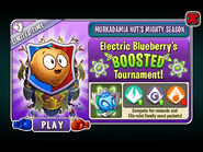 Murkadamia Nut's Mighty Season - Electric Blueberry's BOOSTED Tournament