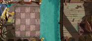 PVZOL Pirate Seas Lawn