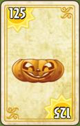 Pumpkin Endless Zone Card Level 3-4
