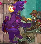 Pirate Gargantuar vs Wild West Gargantuar