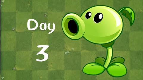 PvZ 2 Player's House - Day 3 Walkthrough created by JInhaoooooooooo