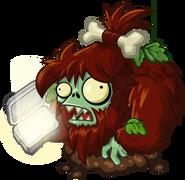 HD Primal Yeti by Flag Zombie