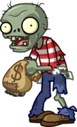 Money Bag Zombie