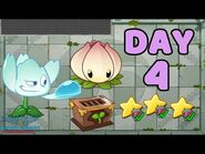 Plants vs Zombies 2 China - Heian Age Day 4 -Special Delivery-《植物大战僵尸2》- 平安时代 4天