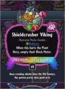 Shieldcrusher statistics