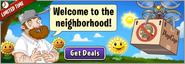 Welcome to the Neighborhood Ad