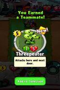 Player got the Threepeater