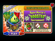 Turkey-pult's Thankful Season - Apple Mortar's BOOSTED Tournament