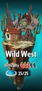 Wild West with Difficulty