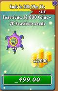 Coin Bundle Feastivus