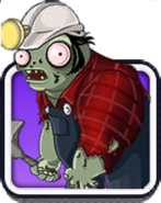 Digger Zombie Icon