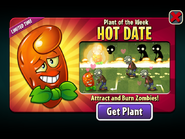 Plant of the Week Hot Date 2020