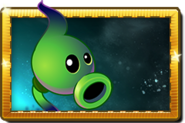 Shadow Peashooter New Premium Seed Packet
