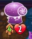 Double Strike Cosmic Mushroom