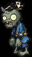 HD Underwater Soldier Zombie