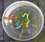 Jester Zombie Hamster Ball