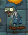 Labor Zombie without arm