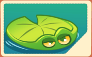 Lily Pad PvZ3 seed packet (Rev 2)