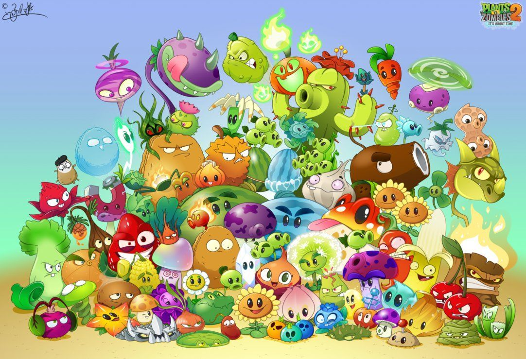 Plantas Wiki Plants Vs Zombies Fandom