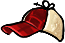 Zombie target hat