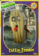 Coffin Zombie hd