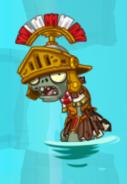 Centurion Zombie In-game