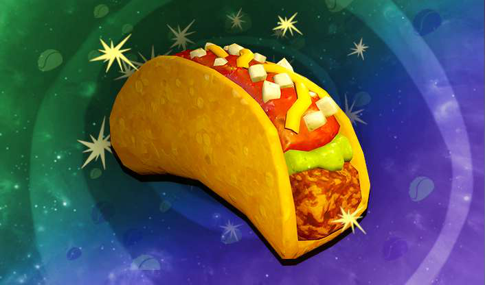 Capture the Taco