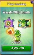 Wasabi Whip Bundle New Promoted