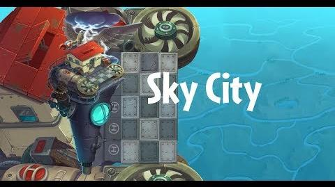PvZ 2 Chinese Unused Sky City Music