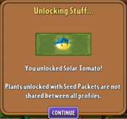 Solar Tomato Unlocked