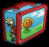 Unused Zombie Lunchbox