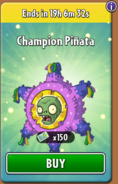Champion Piñata