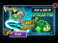 Penny's Pursuit Zoybean Pod