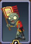Flag Monk Zombie Almanac Icon
