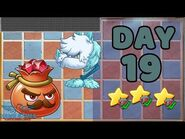 Plants vs Zombies 2 China - Renaissance Age Day & Night 19 -Special Delivery-《植物大战僵尸2》- 复兴时代 19天