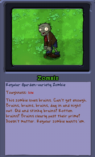 Browncoat Zombie/Gallery