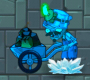 Frozen Coalminer