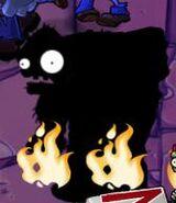Gar burnt without Imp